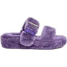 Image of UGG VIOLET BLOOM FUZZ YEAH