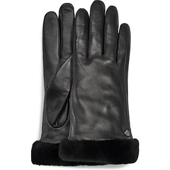 Image of UGG  LEATHER TECH GLOVE
