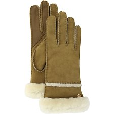 Image of UGG CHESTNUT SEAMED TECH GLOVE
