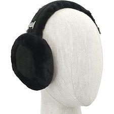 Image of UGG BLACK CLASSIC TECH EARMUFF