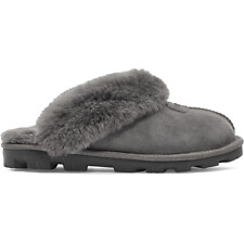Image of UGG GREY COQUETTE SLIPPER