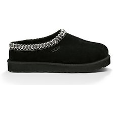 Image of UGG BLACK TASMAN SLIPPER